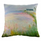 Evans Lichfield Flowers by the Sea Cushion (22941)