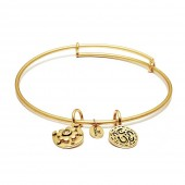 Life Collection Hope Gold Plated Bracelet (23006)