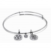 Life Collection Festival Rhodium Plated Bracelet (23009)
