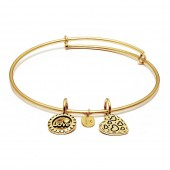 Life Collection Joy Gold Plated Bracelet (23012)