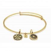 Life Collection Mother Doll Gold Plated Bracelet (23014)