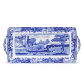 Blue Italian Sandwich Tray (23212)