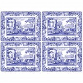 Blue Italian Large Placemats- Set of 4 (23232)