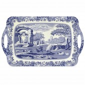 Blue Italian Large Tray (23234)