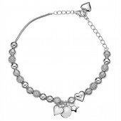 Just Add Love Trinket Bracelet (23242)