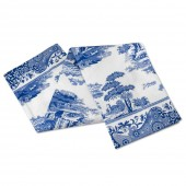 Blue Italian Tea Towel (23257)