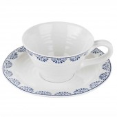 Sophie Conran Blue Betty Tea Cup & Saucer (23334)