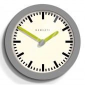 Newgate Clocks Andromeda Grey Wall Clock (23378)
