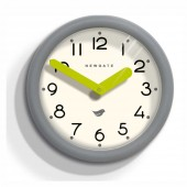 Newgate Clocks Pantry Grey Wall Clock (23382)