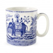 Blue Room Indian Sporting Mug (23402)