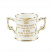 Royal Crown Derby Miniature Loving Cup (Limited Edition 750) (23514)