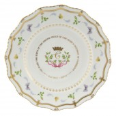 Royal Crown Derby Gadroon Plate (Limited Edition 750) (23515)