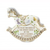 Royal Crown Derby Rocking Horse (Limited Edition 500) (23524)