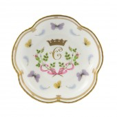 Royal Crown Derby Five Petal Tray (Limited Edition750) (23525)