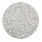 Monsoon by Denby Filigree Silver Set of 4 Round Placemats (23547)
