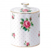 Cheeky Pink Cheeky Pink Roses Tea Caddy (23583)
