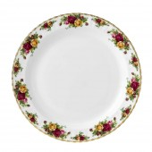 Old Country Roses Charger Plate (23640)