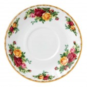 Old Country Roses Breakfast Cup Saucer (23642)