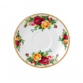 Old Country Roses Coffee Saucer (23645)