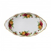 Old Country Roses Sugar and Cream Tray (23647)