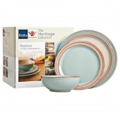 Heritage Pavilion 12 Piece Dinner Set (23703)