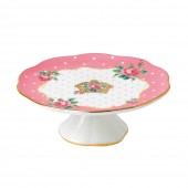 Cheeky Pink Small Cake Stand (23734)