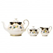 100 Years 1910 Duchess Teapot, Sugar & Creamer (23748)