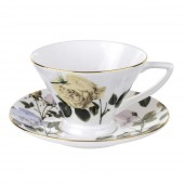 Ted Baker Rosie Lee Teacup & Saucer - White (23813)