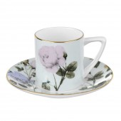 Ted Baker Rosie Lee Espresso Cup & Saucer - Mint (23816)