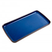Imperial Blue Rectangular Plate (23868)