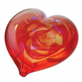 Ruby Love Paperweight (23974)