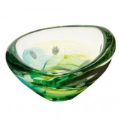 Caithness Glass Emerald Dish (23993)