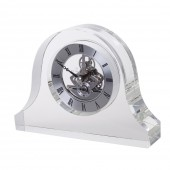 Dartington Crystal Clear Mantle Clock (24037)