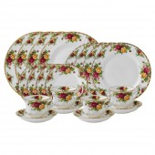 Royal Albert 20 Piece Dinner Set (24065)