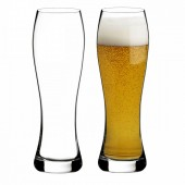 Elegance Pilsner Lager Glasses - Set of 2 (24149)
