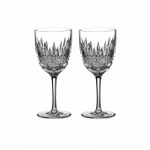 Lismore Diamond Red Wine Glasses - Set of 2 (24191)
