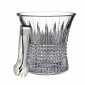 Ice Bucket with Tongs (24199)