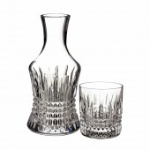 Lismore Bedside Carafe and small glass (24223)