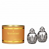 Waterford Crystal Lismore Round Salt & Pepper Set (24257)