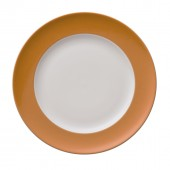 Sunny Day Orange Dessert Plate - 22cm (24273)