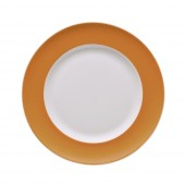 Sunny Day Orange Tea Plate - 18cm (24274)