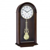 London Clock Company Traditional Pendulum Wall Clock - 51.5 cm (24280)