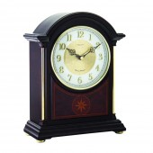 London Clock Company Break Arch Mantel Clock - 29.5cm (24287)