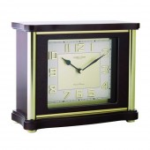 London Clock Company Flat Top Mantel Clock - 22 cm (24295)