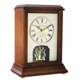 Flat Top Mantel Clock - 33 cm (24296)