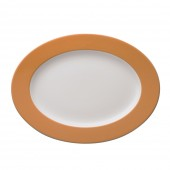 Sunny Day Orange Platter - 33cm (24394)