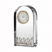 Waterford Crystal 14cm Clock (24561)