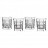 Marquis Crosby Double Old Fashioned Glasses - Set of 4 (24608)