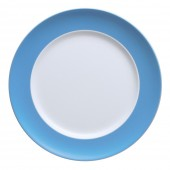 Sunny Day Water Blue Dinner Plate - 27cm (24812)