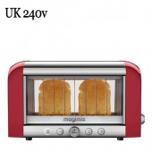 Magimix Red 2 Slot Toaster (24828)